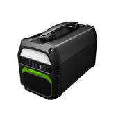462Wh/500W Portable Solar Generator, the ONLY Power Station with Bluetooth Speaker in the Market (New Arrival 2020)