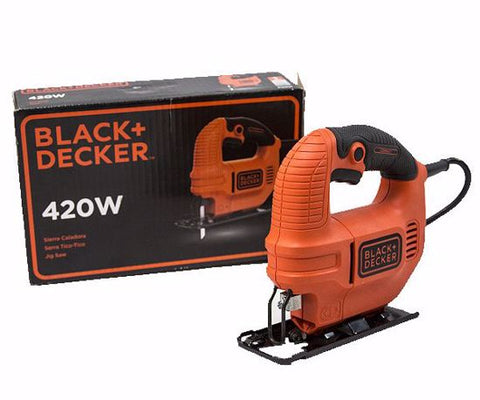 Caladora (Jig Saw) Black and Decker