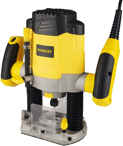 ROUTER 1200W VELOCIDAD VARIABLE - STANLEY (SRR1200-B3)
