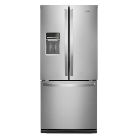 20 cu. ft. French Door Refrigerator in Stainless Steel - WHIRLPOOL (WRF560SEHZ)