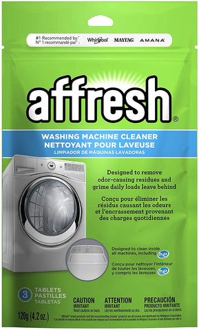 Washer Cleaner for High-Efficiency (HE) Washers - AFFRESH