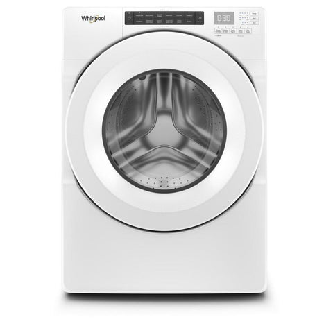 4.3 cu. ft. White Stackable Front Load Washing Machine - Whirlpool (WFW560CHW)