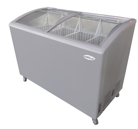 9.5 FT³ CURVED GLASS DOOR FREEZER DISPLAY - PREMIUM (PFR950G)