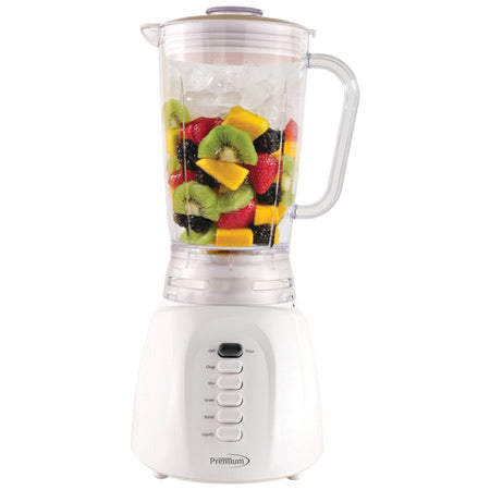 PREMIUM BLENDER 5-SPEED + PULSE 1.25L / 42OZ 450W