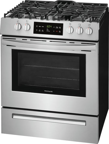 5.0 C. FT. SINGLE OVEN RANGE FREESTANDING - FRIGIDAIRE (FFGH3054US)