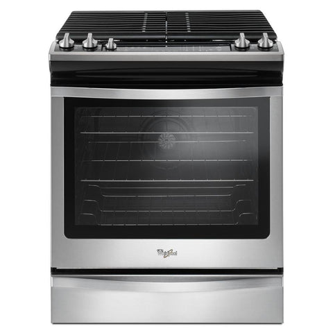 5.8 cu. ft. Slide-In Gas Range - WHIRLPOOL (WEG745H0FS)