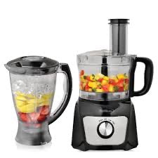 PREMIUM FOOD PROCESSOR WITH BONUS BLENDER JAR