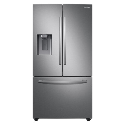 27 CU. FT. FRENCH DOOR REFRIGERATOR - SAMSUNG (RF27T5201SR)