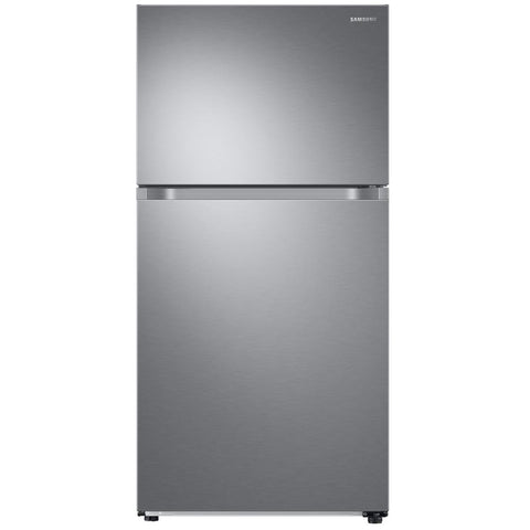 21 cu. ft. Top Mount Refrigerator with Ice Maker - Samsung (RT21M6214SR)