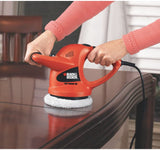 "Pulidora orbital de 6"" - BLACK & DECKER (WP900)"