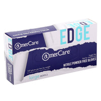 AmerCare – Edge Powder Free Nitrile Gloves
