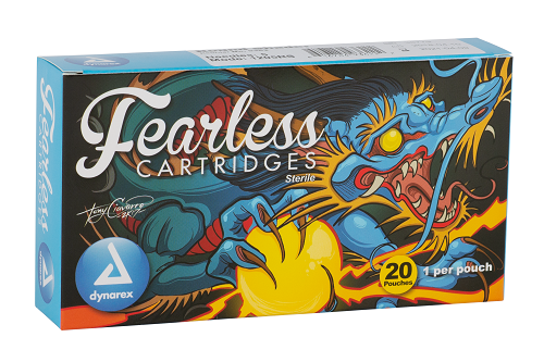 Fearless Tattoo Cartridges - Round Liner