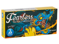 Fearless Tattoo Needles - Curved Magnum #10