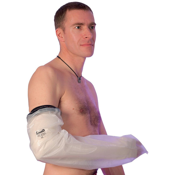 LimbO Adult Full Arm Waterproof Cast Covers