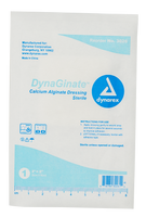 "DynaGinate Calcium Alginate Dressing - 2""x2"""