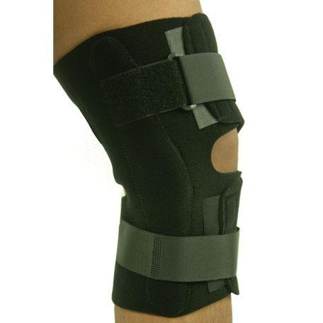 Universal Hinged Wraparound Knee Brace