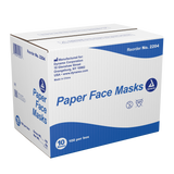 Dynarex - Paper Face Mask, White