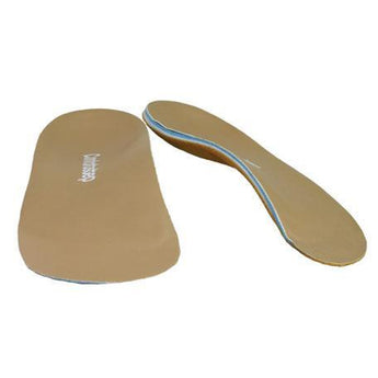 3/4 Length Leather Dress Orthotics