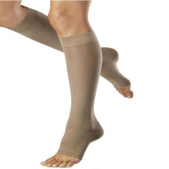 Compression Knee High Open Toe 30-40mm