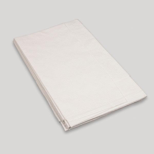 Dynarex - Drape Sheets (White) 2ply Tissue, 100/case