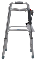 Dynarex -Adult Two Button Folding Walker
