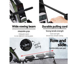 EVERFIT RESISTANCE ROWING MACHINE