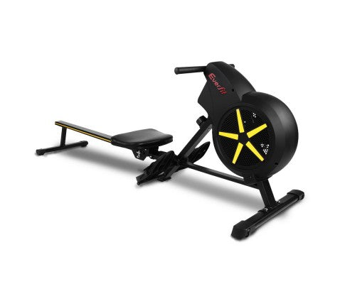 EVERFIT RESISTANCE CARDIO AIR ROWING MACHINE