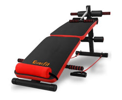EVERFIT ADJUSTABLE SIT UP DECLINE BENCH PRESS