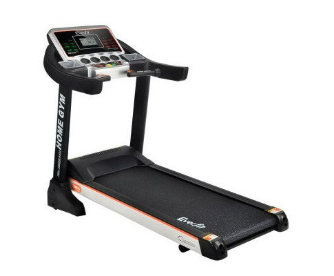EVERFIT ELECTRONIC TREADMILL 45CM INCLINE 3.5HP