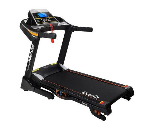 EVERFIT ELECTRIC TREADMILL 48CM INCLINE
