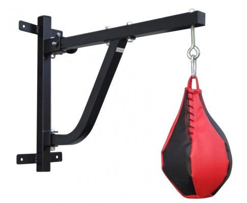 BOXING PUNCH BAG WALL PIVOT RACK