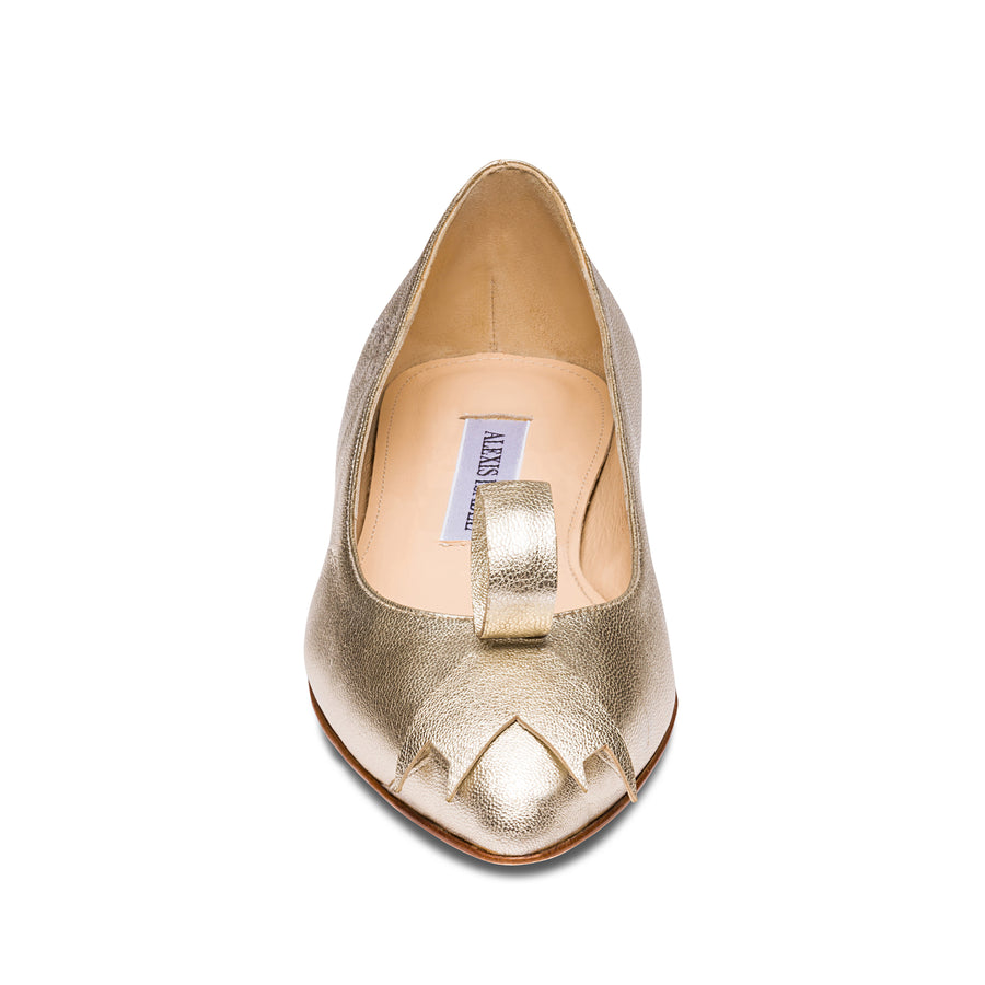 Ballet flats Poppy: elegant evening shoes