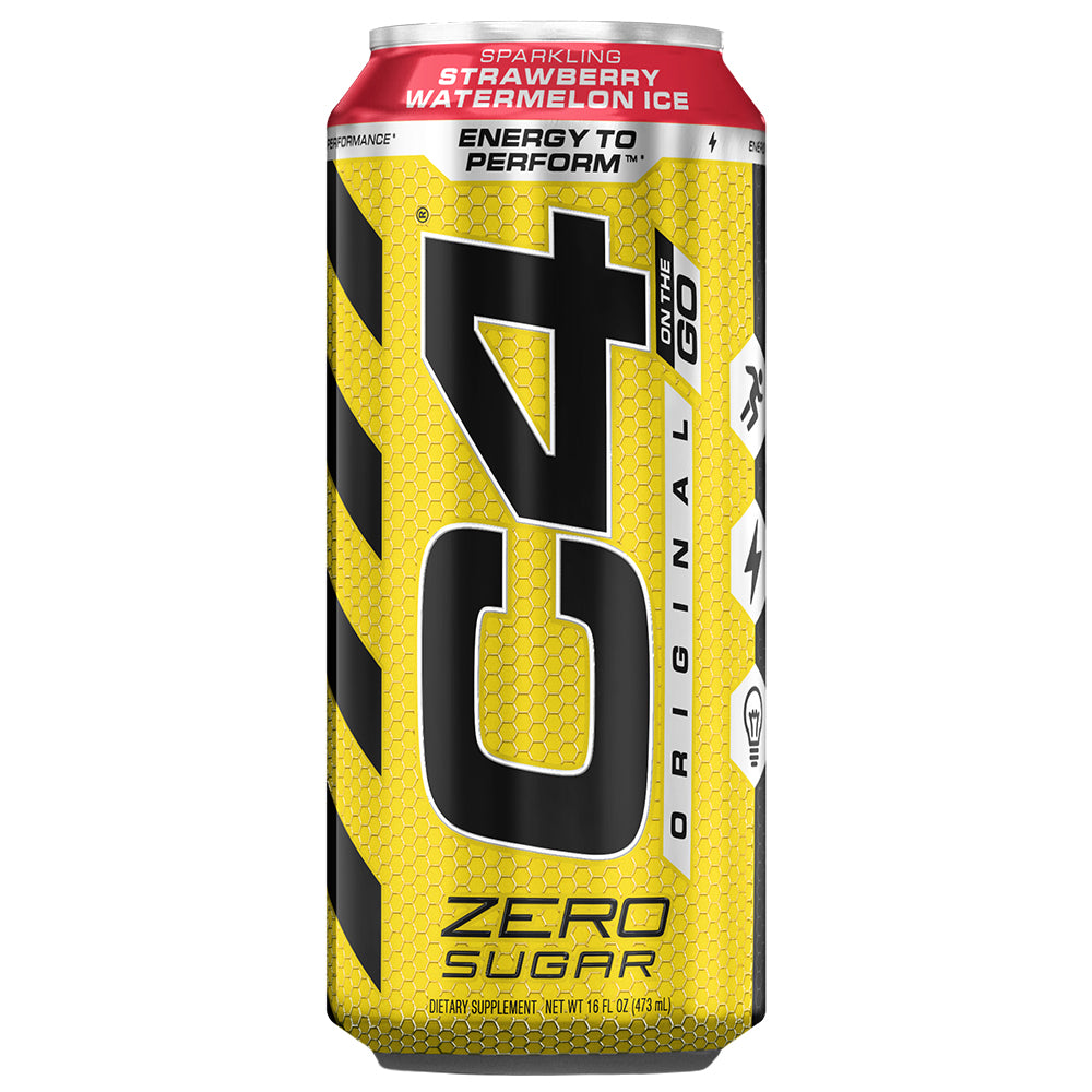 Cellucor C4 Original Carbonated Energy Drink