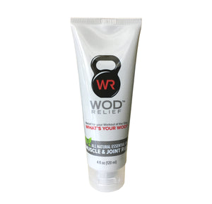 WOD Relief Muscle Rub
