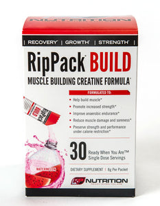 RP Nutrition RipPack BUILD
