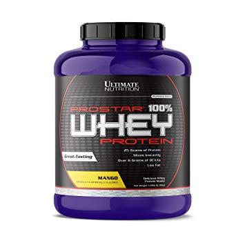 Ultimate Nutrition Prostar® 100% Whey Protein