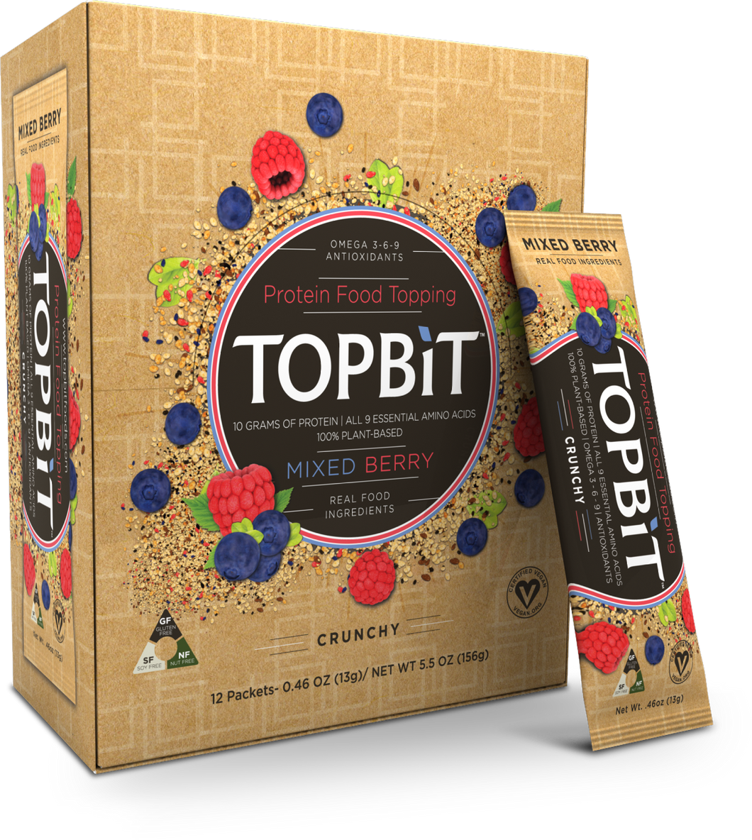 TOPBiT Protein Food Topping
