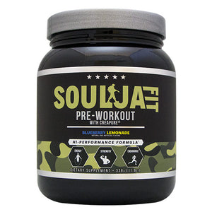 Soulja Fit Pre-Workout