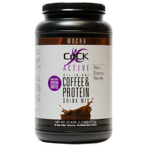 CLICK Active High Protein Coffee