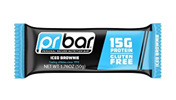 PR Bar Nutrition Bar