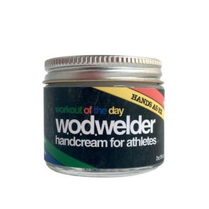 w.o.d.welder handcream for athletes