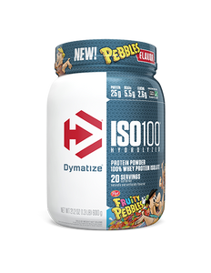 Dymatize ISO100 Hydrolyzed 100% Whey Protein Isolate