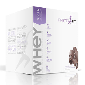 PrettyFit All-Natural Whey Isolate