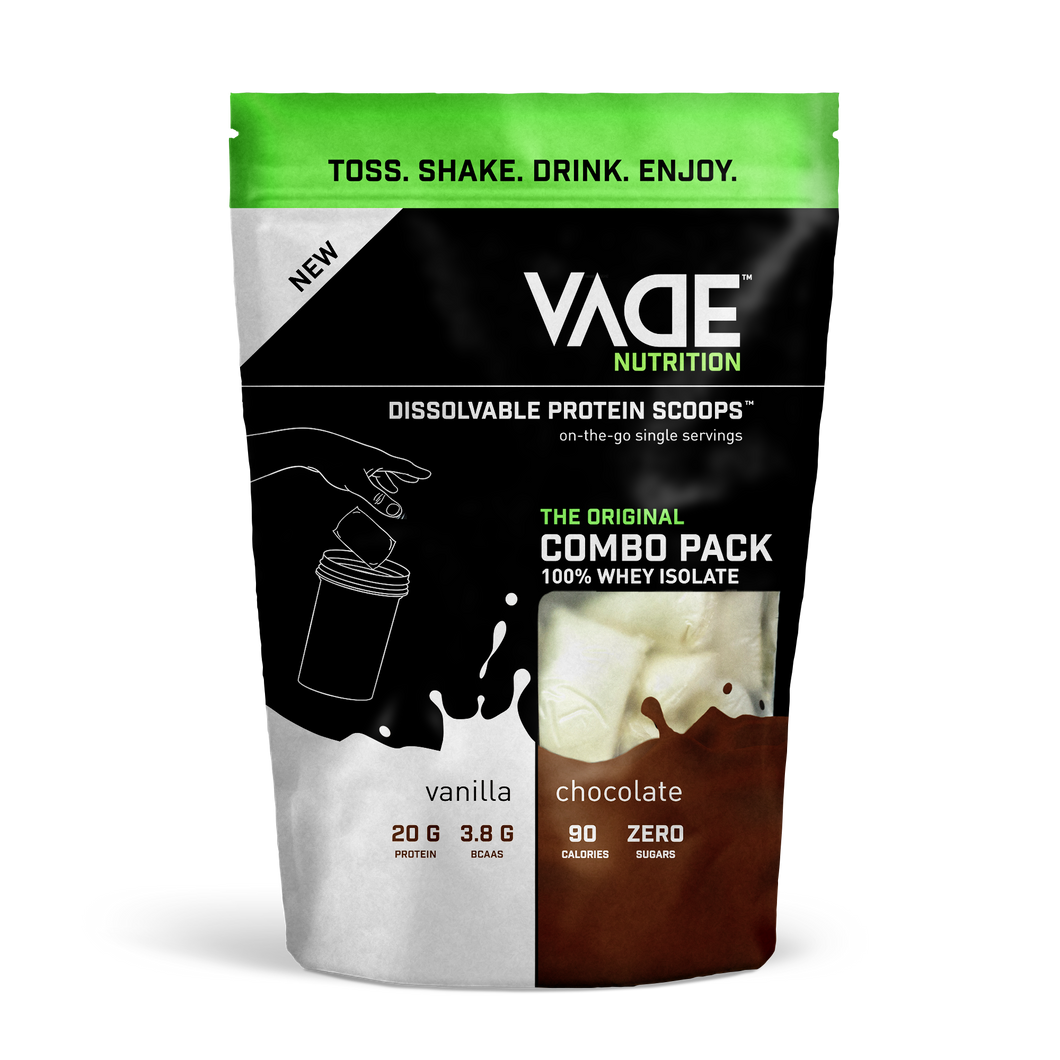 VADE Nutrition 100% Whey Isolate Protein