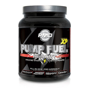PMD Pump Fuel INSANITY