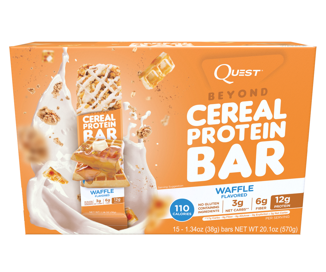 Quest Nutrition Beyond Cereal Protein Bar