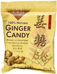 Prince of Peace 100% Natural Ginger Chews
