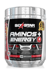 Six Star Aminos + Energy