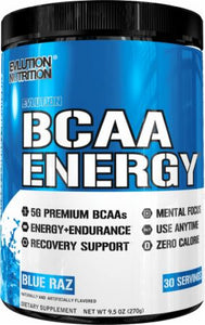EVL Nutrition BCAA Energy