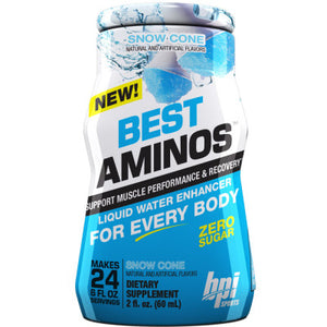 BPI Best Aminos Liquid Water Enhancer